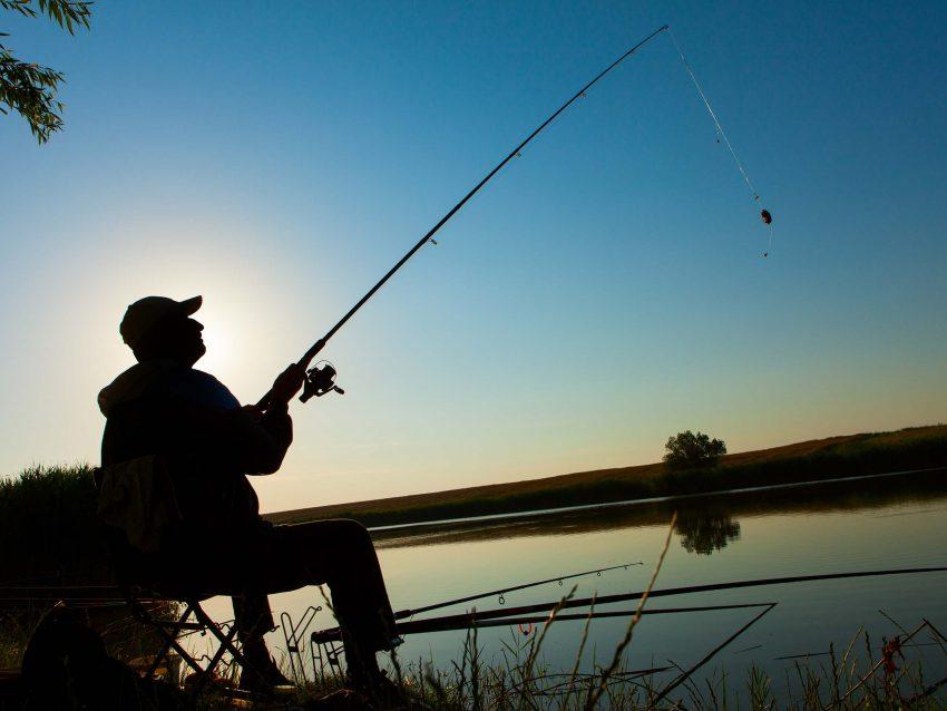 Éjszakai horgászat Július első hétvégéjén